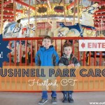 The Newly Renovated Bushnell Park Carousel