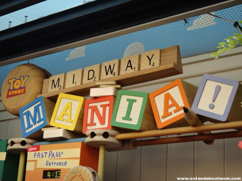 Toy Story Midway Mania is one of the most popular attractions at Disney's Hollywood Studios with wait times upwards of two hours in peak seasons. This is a great choice when making Fastpass+ reservations.