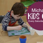 Michaels Kids Club Workshops