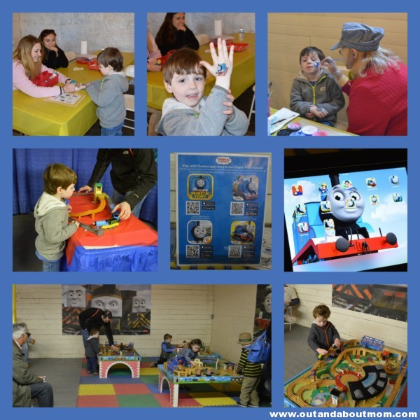 Day Out With Thomas Imagination Station 2