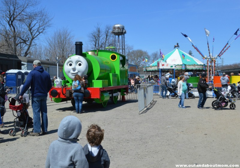 Day Out With Thomas Percy