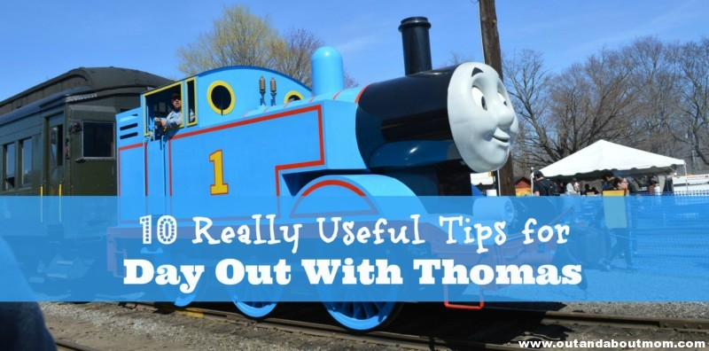 Day Out With Thomas Thomas Feature
