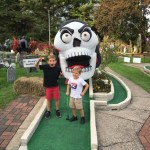 Haunted Mini Golf at Farmington Miniature Golf and Ice Cream Parlor