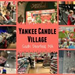 Fun for Everyone at Yankee Candle Village