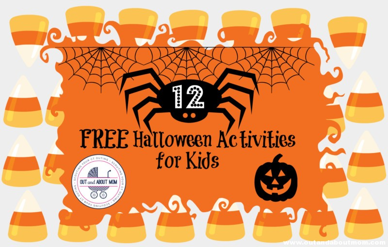 12 free halloween activities for kids 2018