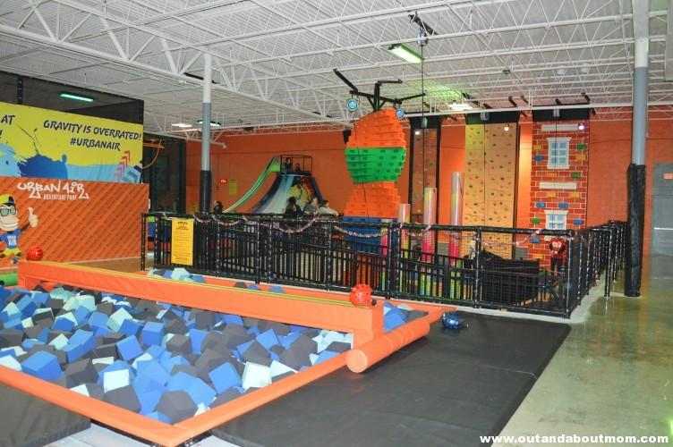 Urban Air Adventure Park In Orange Ct
