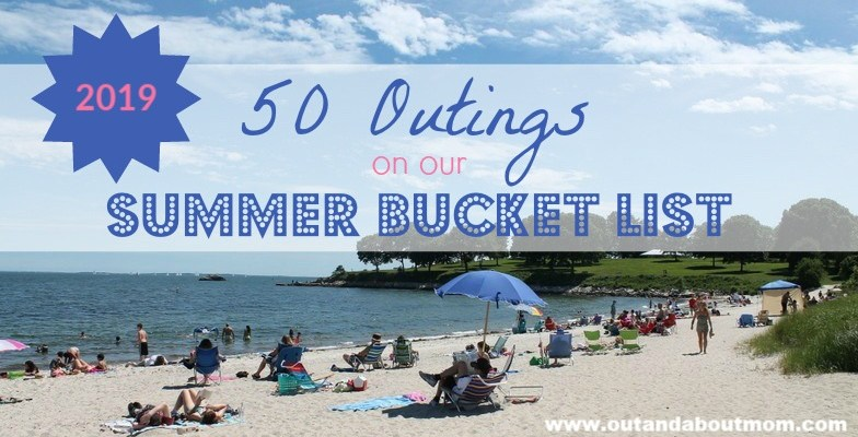 2019 Summer Bucket List for the Connecticut Mom