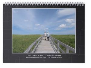 Out and About Antigonish 2021 Calendar