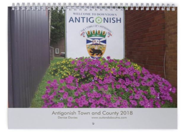 Antigonish 2018 Calendar