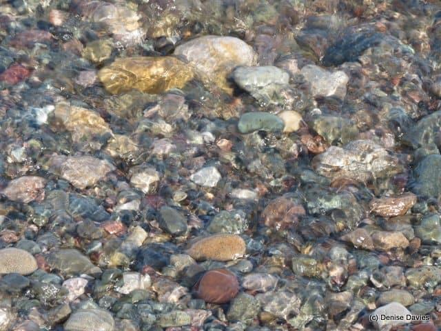 Colorful Pebble Beaches 9631