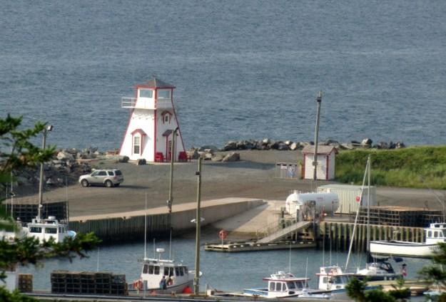 Arisaig wharf