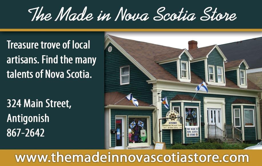 Made in Nova Scotia Store