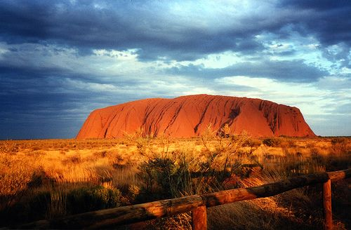 Uluru in Northern Territory