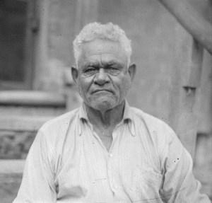 Harry 'Tambo' Taylor 1947