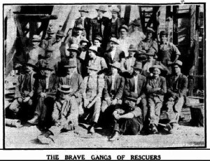 The Band of Rescuers