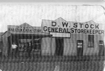 D W Stock General Store Malcolm