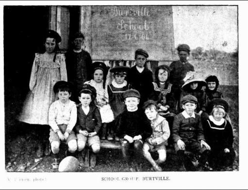 Boorara School 1905