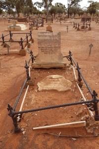 George Gillespie - Kalgoorlie Cemetery 2017