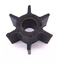 Impeller 3B2-65021-1 for Nissan Tohatsu 6HP 8HP 9.8HP Outboard Motor Water Pump , 18-8920 , Outboard Parts