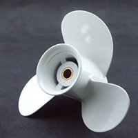 Propeller For TOHATSU/NISSAN Outboard 362-64103-0 3X9.2X7.8 Right, fit 9.9, 15, 18 HP Brand New aftermarket Aluminum