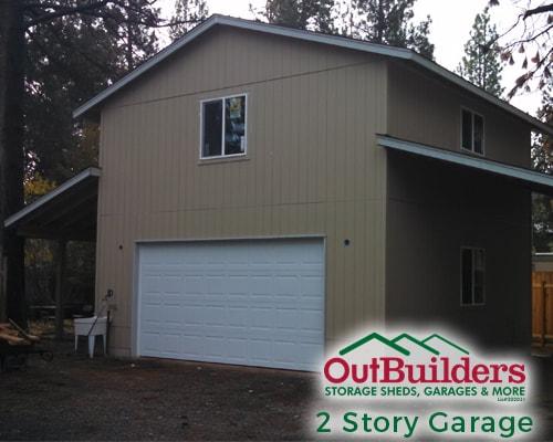 Pole Barn Amp Garages Outbuilders