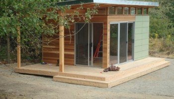 modern shed backyard office a private getaway