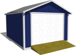 Tough-Structures: Ultra Garage