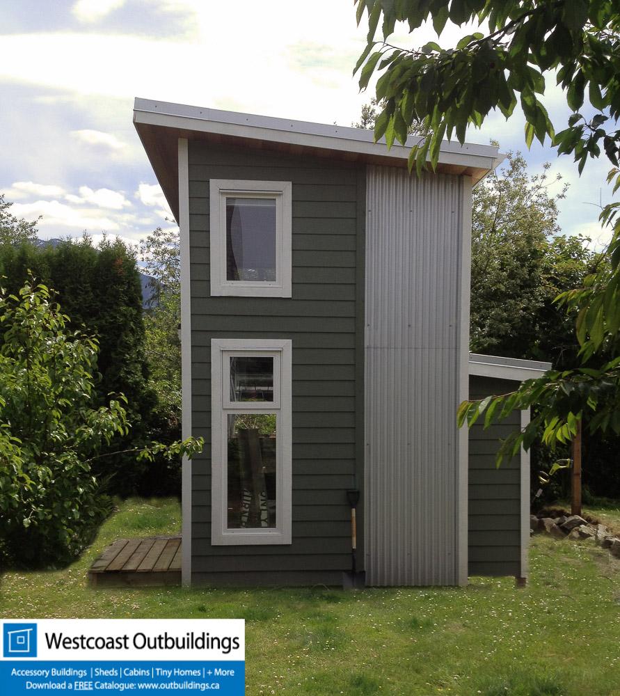 tiny backyard home office. Squamish Lifestyle Loft Office Tiny Backyard Home