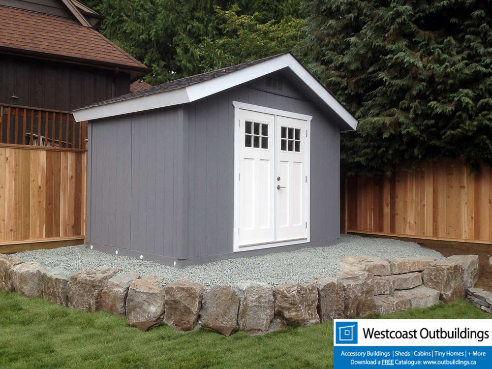 8x12 craftsman garden shed