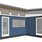 Modualr Micro Laneway House