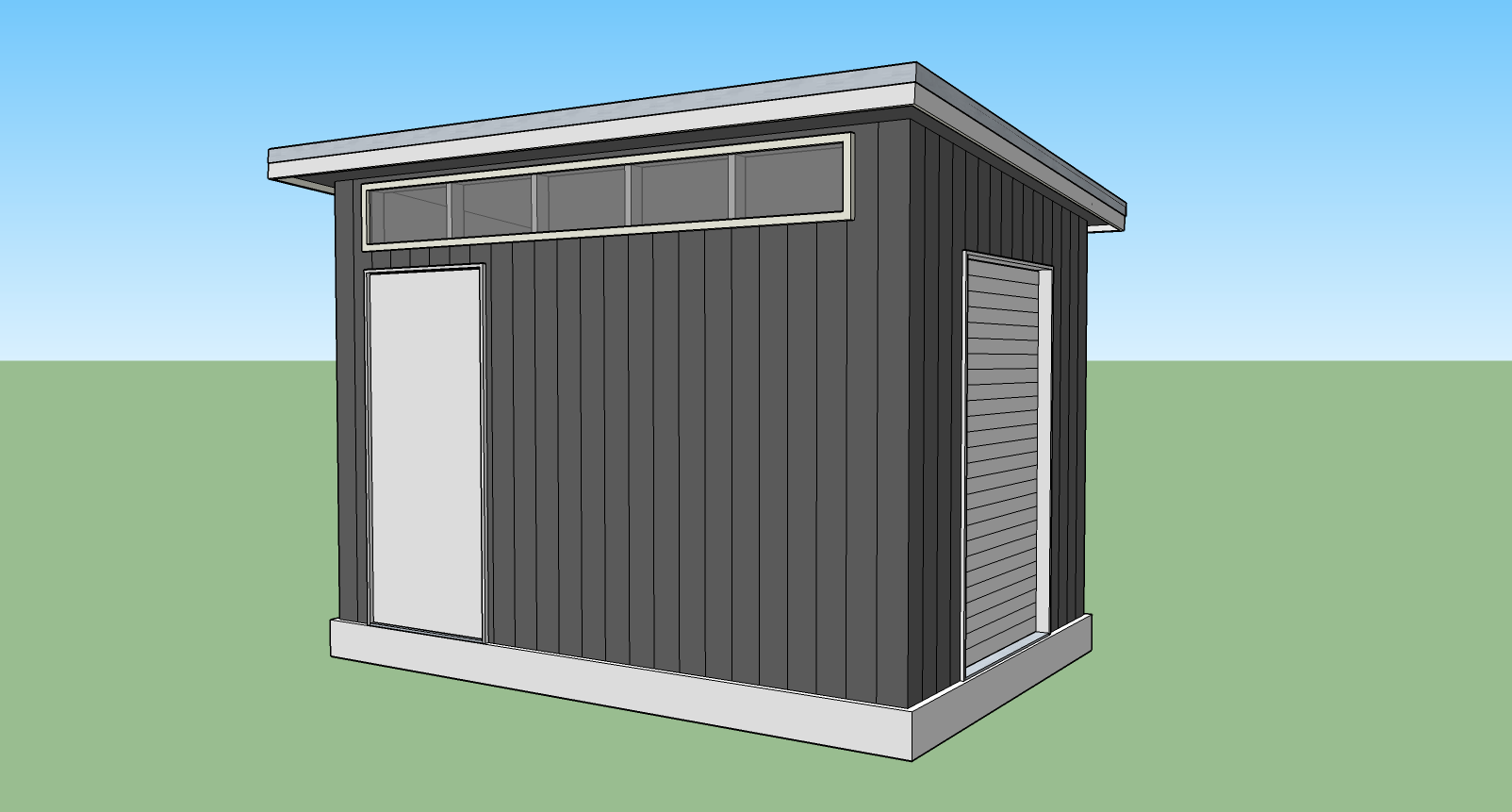 ^ Backyard Shed rchives - Westcoast Outbuildings