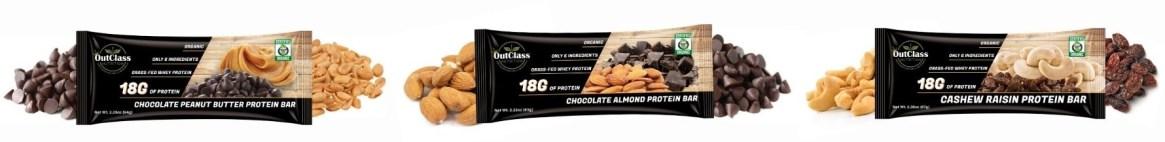 3X Protein Bars Crop