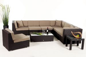 Gartenmobel Rattan Lounge ~ Gartenmöbel