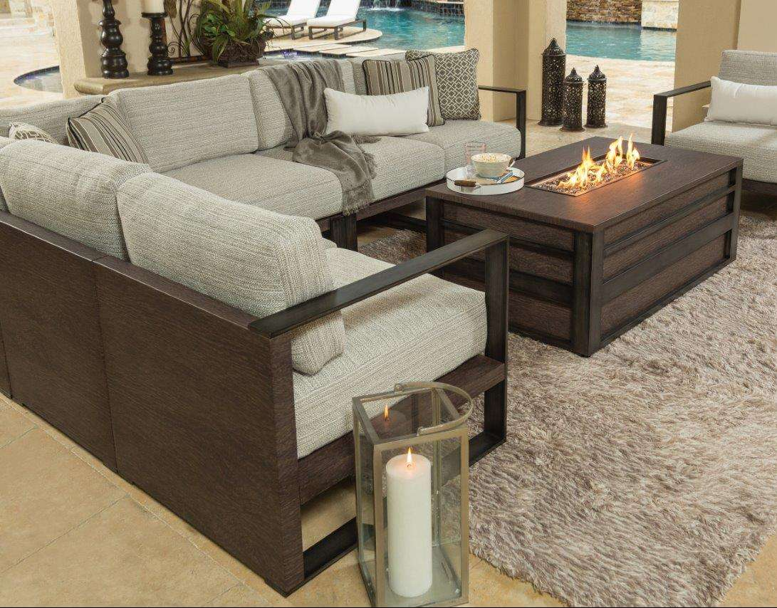 ebel lucca sectional sofa outdoor