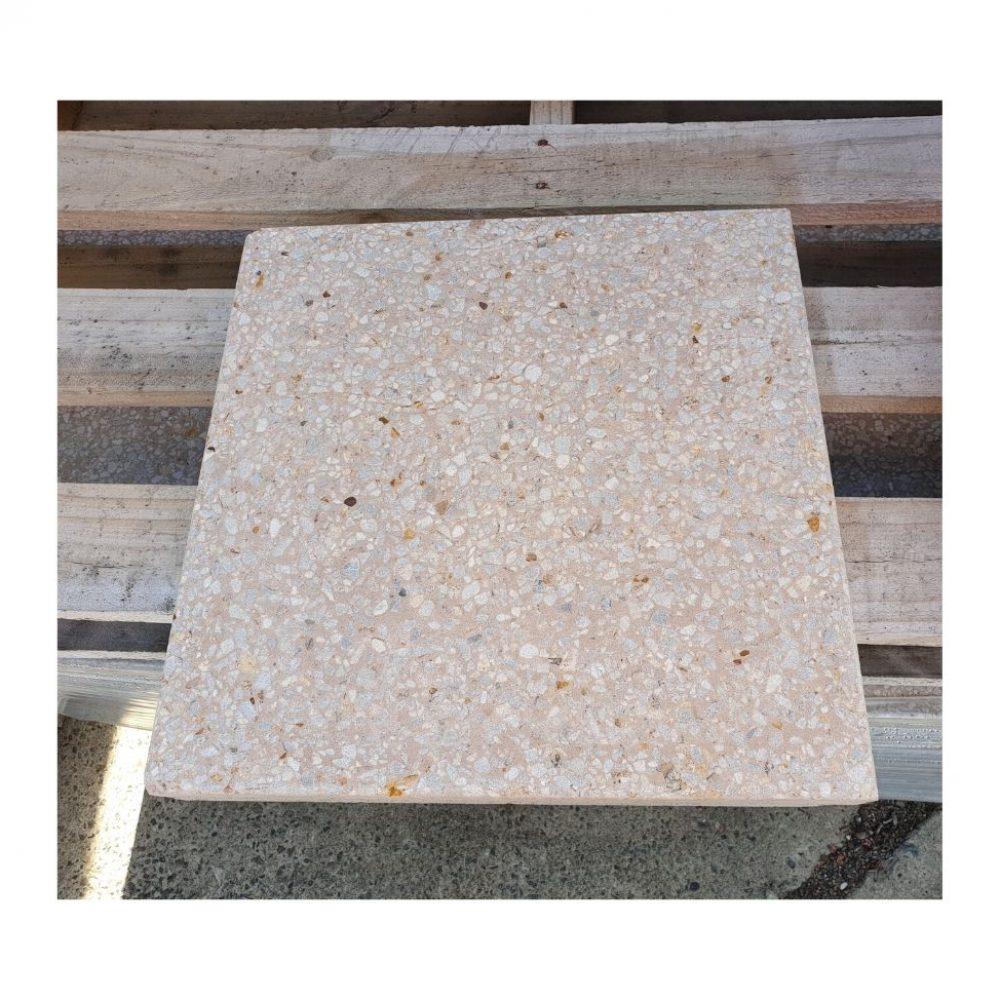 terrazzo look concrete paver 400 400 60mm