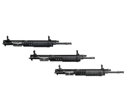 Ruger Offers Piston Driven Uppers for SR-556 AR Platform