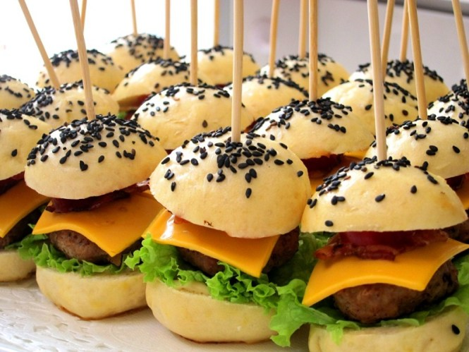 Image Of Finger Food Ideas For Wedding Reception Buffet