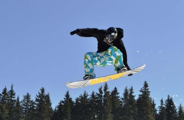 Advanced Snowboard Course