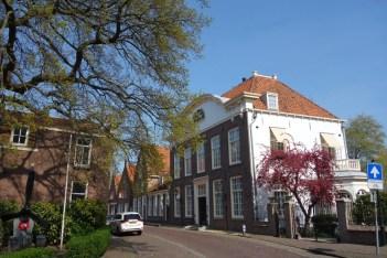 Statige huizen in Monnickendam. Foto: Bert Sitters