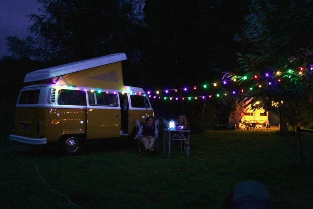 Lampjes horen erbij! Foto: Pauline van der Waal