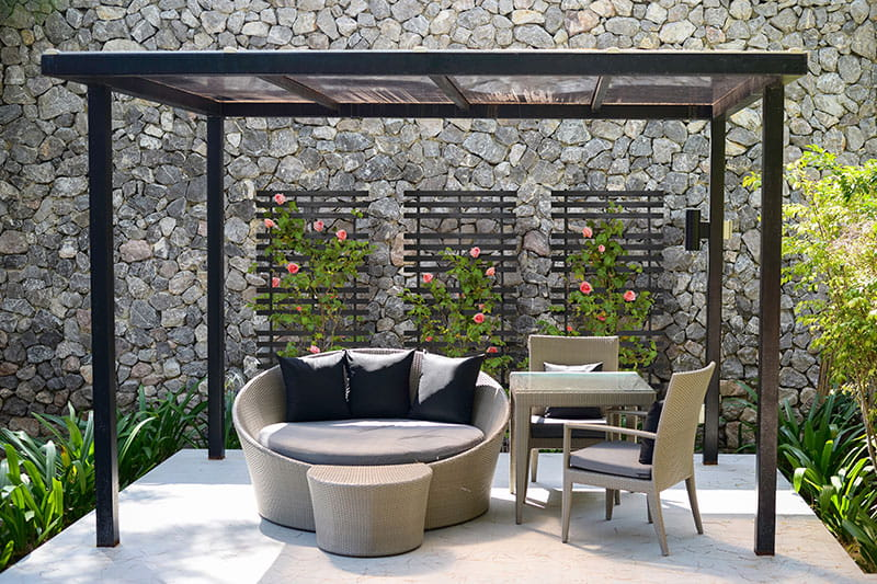 five easy ways to use a trellis outdoor essentials