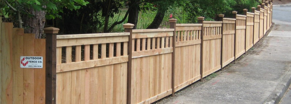 Residential Fencing Salem Corvallis Lincoln City