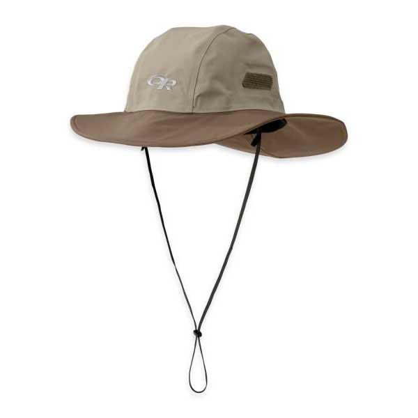 outdoor-research-seattle-sombrero_山ウェア山歩き初心者の服装_アウトドア