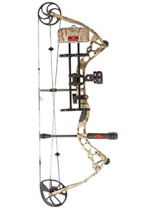 Diamond By Bowtech Core Compound Bow Package
