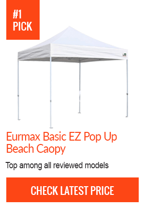 Eurmax Basic EZ Pop Up