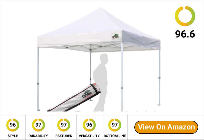 Eurmax Basic EZ Pop Up Canopy