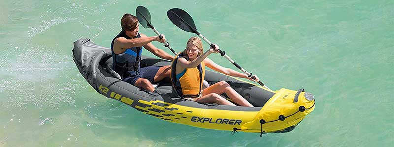 Best Tandem Kayak 2018 – Reviews & Buying Guide By Expert