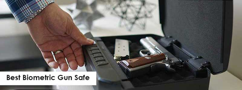 Best Biometric Gun Safe Reviews 2019 – Recommended by Professionals