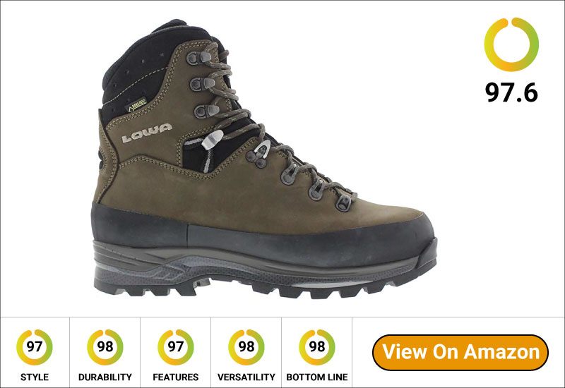Cold Weather Hunting Boot