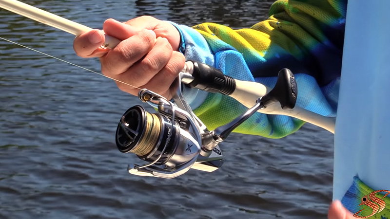 Spin Cast Reels